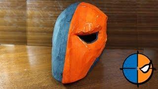 как сделать маску дефстроука из бумаги