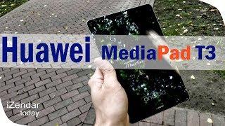 "Обзор Huawei MediaPad T3 (8""): планшет каждому!"