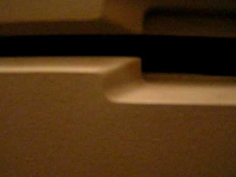 Video 1 of 7 - Macintosh 512k power on test