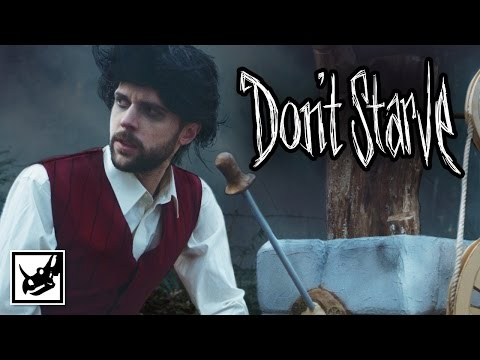 Don't Starve: The Movie (Trailer) | Gritty Reboots