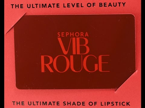 Humongous Sephora VIB Rouge Sale Haul - Skin Care, Makeup and Nail Polish