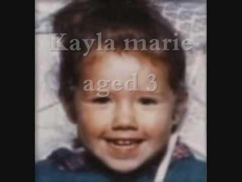 19 small child victims of terroism. (oklahoma bomb attack) Tribute