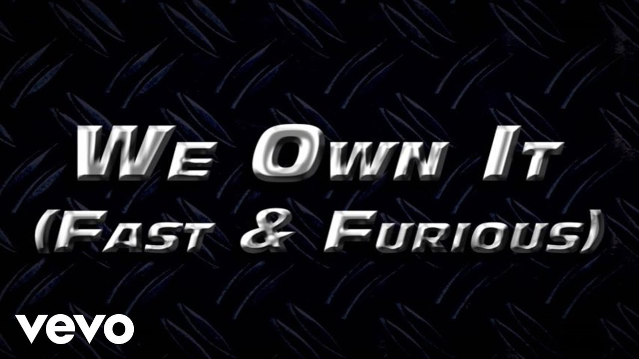2 Chainz & Wiz Khalifa - We Own It (Fast & Furious) (Lyric Video ...2 Chainz & Wiz Khalifa - We Own It (Fast & Furious) (Lyric Video) - YouTube