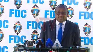 FDC begins search for Ssebugwawo's replacement