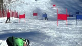 Larissa's Feb 9th 2013 Snow Valley Race