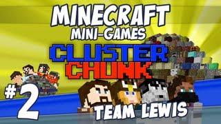 Minecraft Cluster Chunk - Team Lewis #2