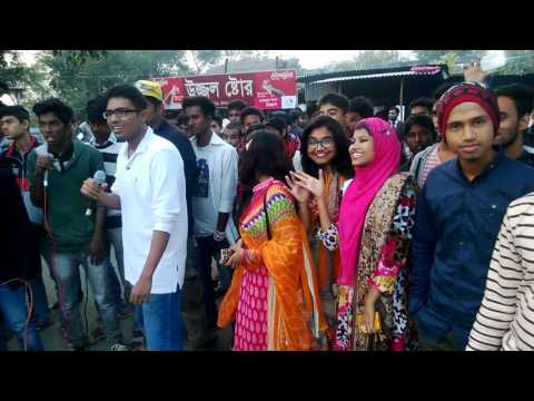 Winter season special Stunt Show 2015 (RSRz) Tangail division