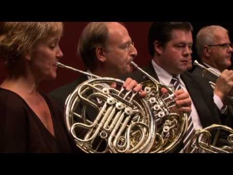 "Wolfgang Amadeus Mozart Serenade in D Major, K. 320 ""Posthorn,"" Mov IV"