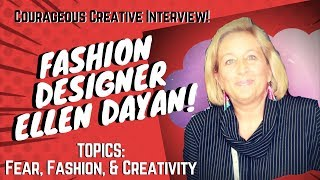 Fashion Designer in Arizona Speaks About Fear and Creativity - Fashion Friday