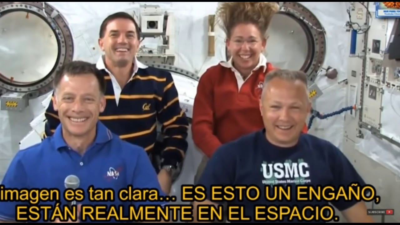 NASA Harness Wires - Proof the International Space Station is Fake on