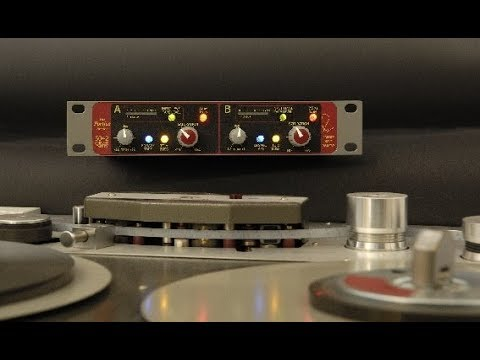 Neve Portico 5042 Demo (Rock, Electro, Instruments). Hardware Tape Simulator.