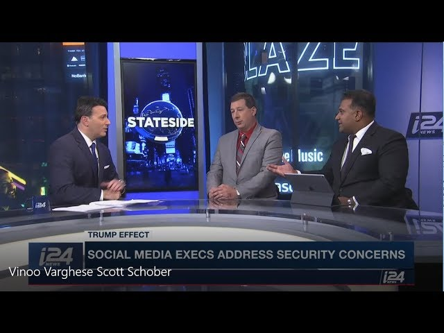 i24 News: Social Media Regulation on Capitol Hill