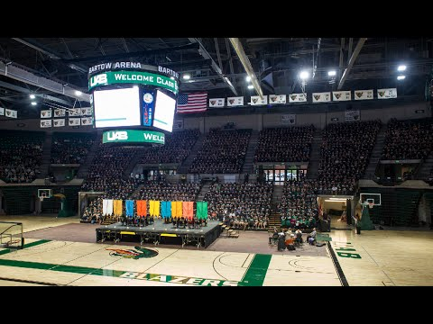 First year student convocation