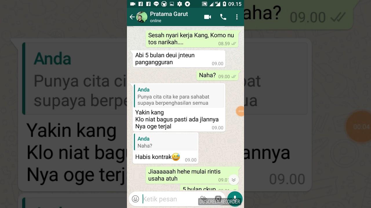 Contoh Kata Kata Follow Up Customer Lewat Whatsapp Materi Pelajaran 1