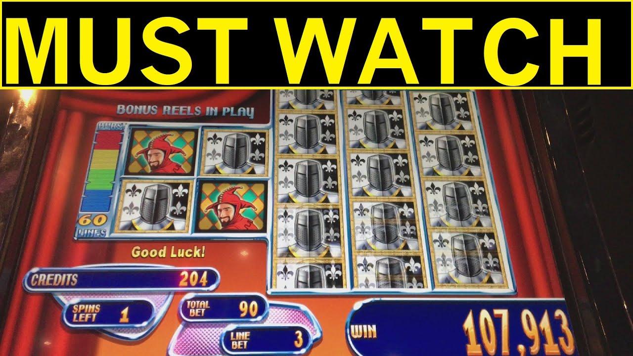 Free Queens Knight Slot Machine