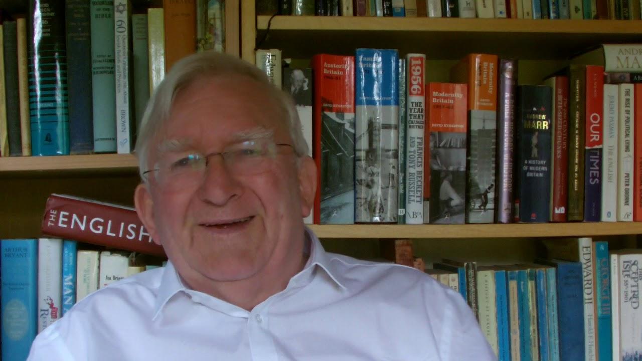 St James Church Bream Talk 14th Jun Phil Rees