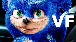 SONIC LE FILM Bande Annonce VF (2020)