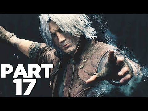 DEVIL MAY CRY 5 Walkthrough Gameplay Part 17 - KING CERBERUS (DMC5)