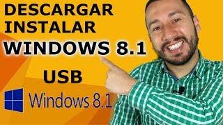 Descargar Instalar Windows 8.1 [2019]
