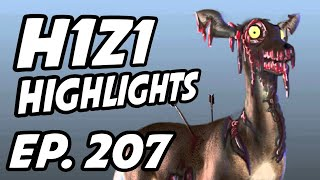 H1Z1: King of the Kill Daily Highlights   Ep. 207   DrDisRespectLIVE, hairyfrogbat, ErycTriceps