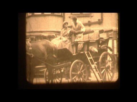 English Lake District in 1937 ( Silent Film )