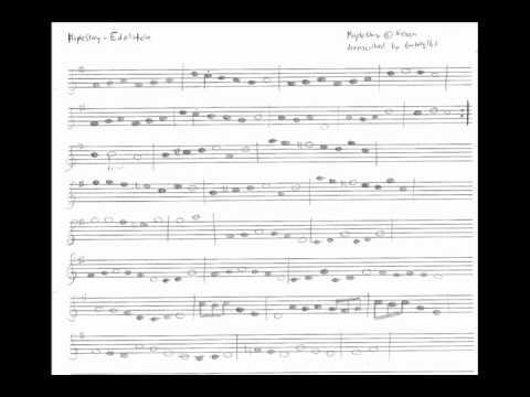 MapleStory- Edelstein + Sheet Music (Violin Cover)