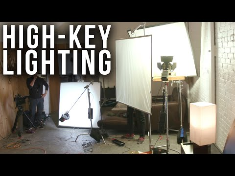 High-Key Narrative Lighting | Cinematography 101