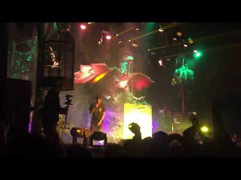Travis Scott - 'Butterfly Effect' & 'Green and Purple' Live Debut