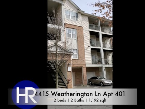 4415 Weatherington Ln #401 (Fairfax, VA 22030)