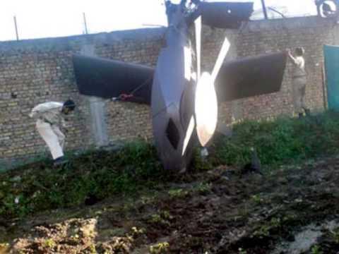 Wreckage From Osama Bin Laden Execution - Secret Stealth ...