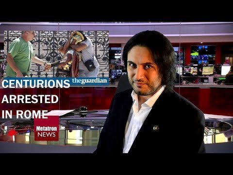 Centurions Banned From Rome - Metatron News #1