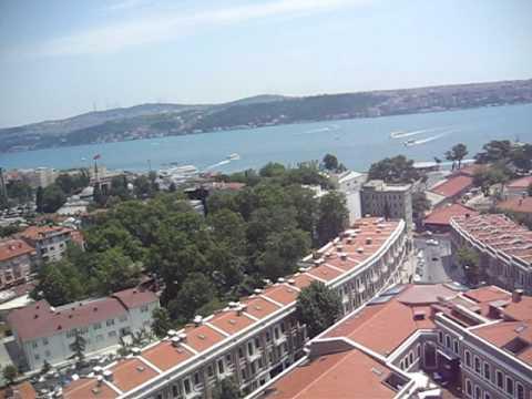 Besiktas, Istanbul. Prayers from the Bosphorus.