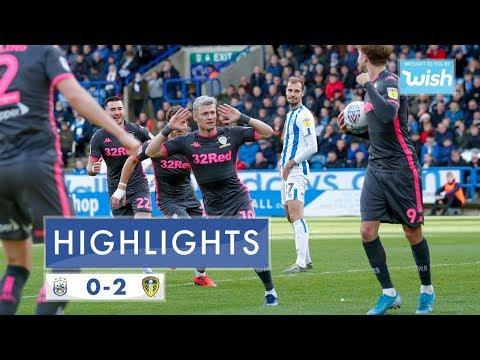 Highlights | Huddersfield Town 0-2 Leeds United | 2019/20 EFL Championship