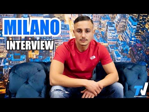 MILANO Exklusiv INTERVIEW | Sinan G Trennung, Frankreich, Keller, Rooz, Maria | TV Strassensound