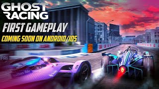 Video-Search for FORMULA E Ghost Racing ios gameplay