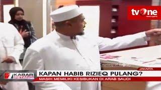 Habib Rizieq Belum Akan Pulang Ke Tanah Air Dalam Waktu Dekat