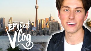 """Experience Toronto like a local"" by Cameron Phillips – EF Guest Vlog"