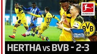 Hertha Berlin vs. Borussia Dortmund I 2-3 I Reus