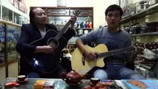 Bụi Phấn Guitar NS Hà Ân - Người Giời