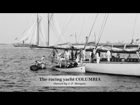AMERICA'S CUP 1899