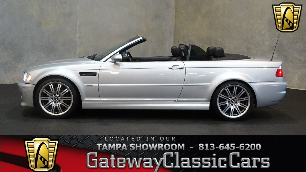 2006 bmw m3 convertible stock 661 tpa youtube. Black Bedroom Furniture Sets. Home Design Ideas