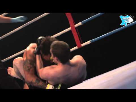 ROTR 1: Scott Turner-v-John Paul Cayzer (October 2010)