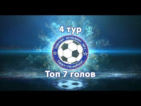 Северная Футбольная Лига | Топ-7 голов 4-го тура