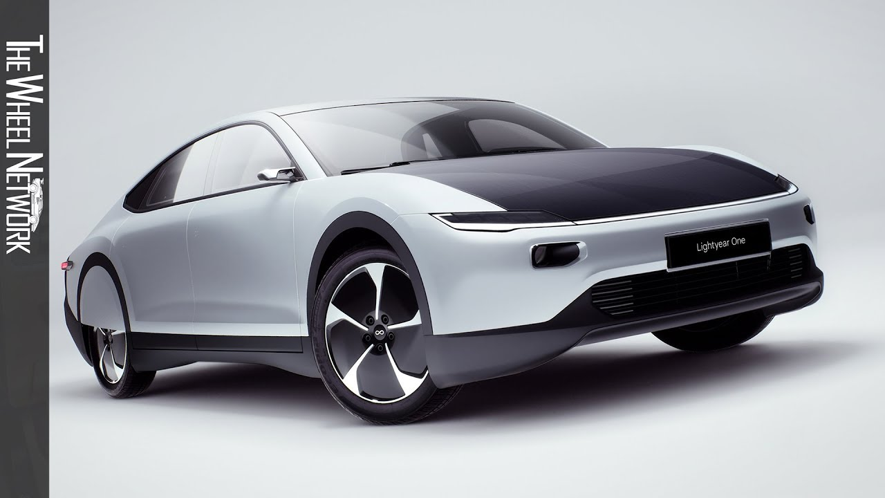 Download Lightyear One Solar Electric Vehicle