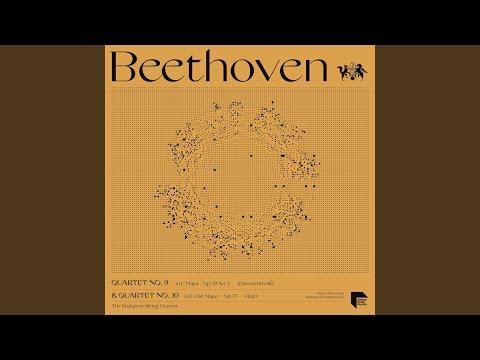 """Quartet No. 9 In C Major, Op. 59 No. 3 """"Rasoumovsky"""": IV. Allegro Molto"""