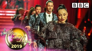 Strictly Pros SLAY red carpet fashion routine - Week 5 | BBC Strictly 2019