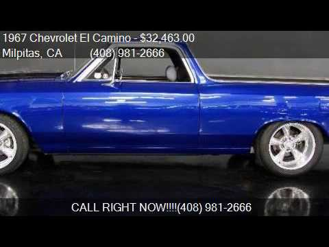 1967 Chevrolet El Camino  for sale in Milpitas, CA 95035 at