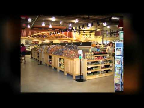 Produce Display Fixtures by Innovative Display Solutions