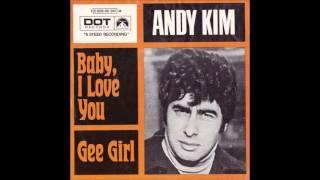 ANDY KIM - BABY, I LOVE YOU (aus dem Jahr 1969)