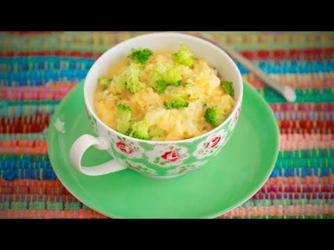 4 Microwave Mug Meals 😍🍜 Easy Microwave Recipes [Tasty Food]